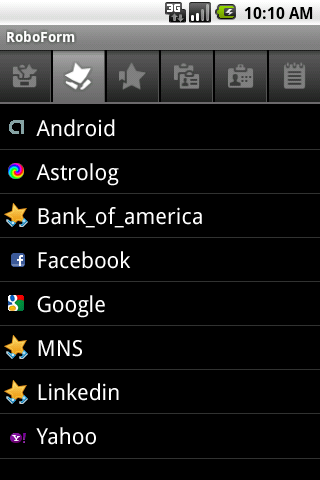 RoboForm for Android 4.3.6
